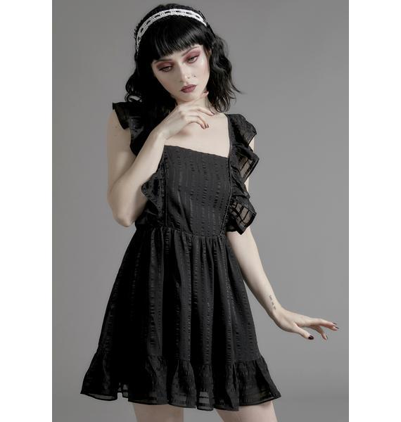 Widow Innocence Lost Chiffon Dress