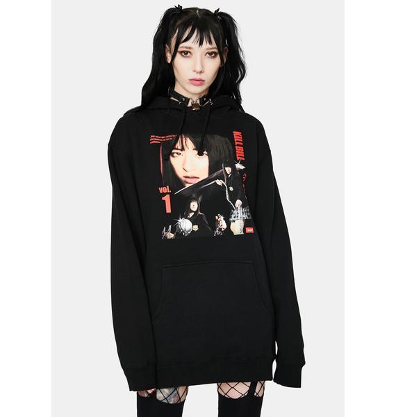 HUF Gogo Yubari Graphic Pullover Hoodie