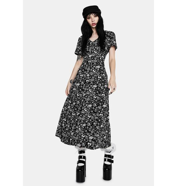 Black Friday Kiki Maxi Dress