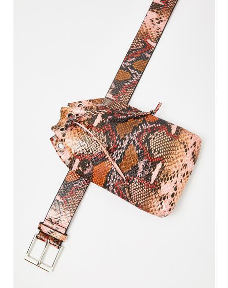 Cash Instincts Belt Bag