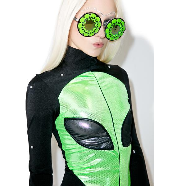 Alien Afterlife Costume