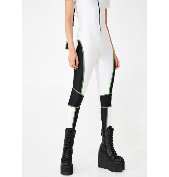Ready Set Slay Tricot Jumpsuit