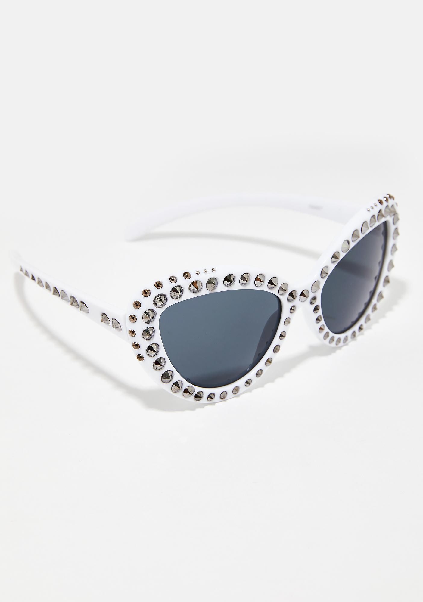 Pure Money Ain't A Thang Sunglasses