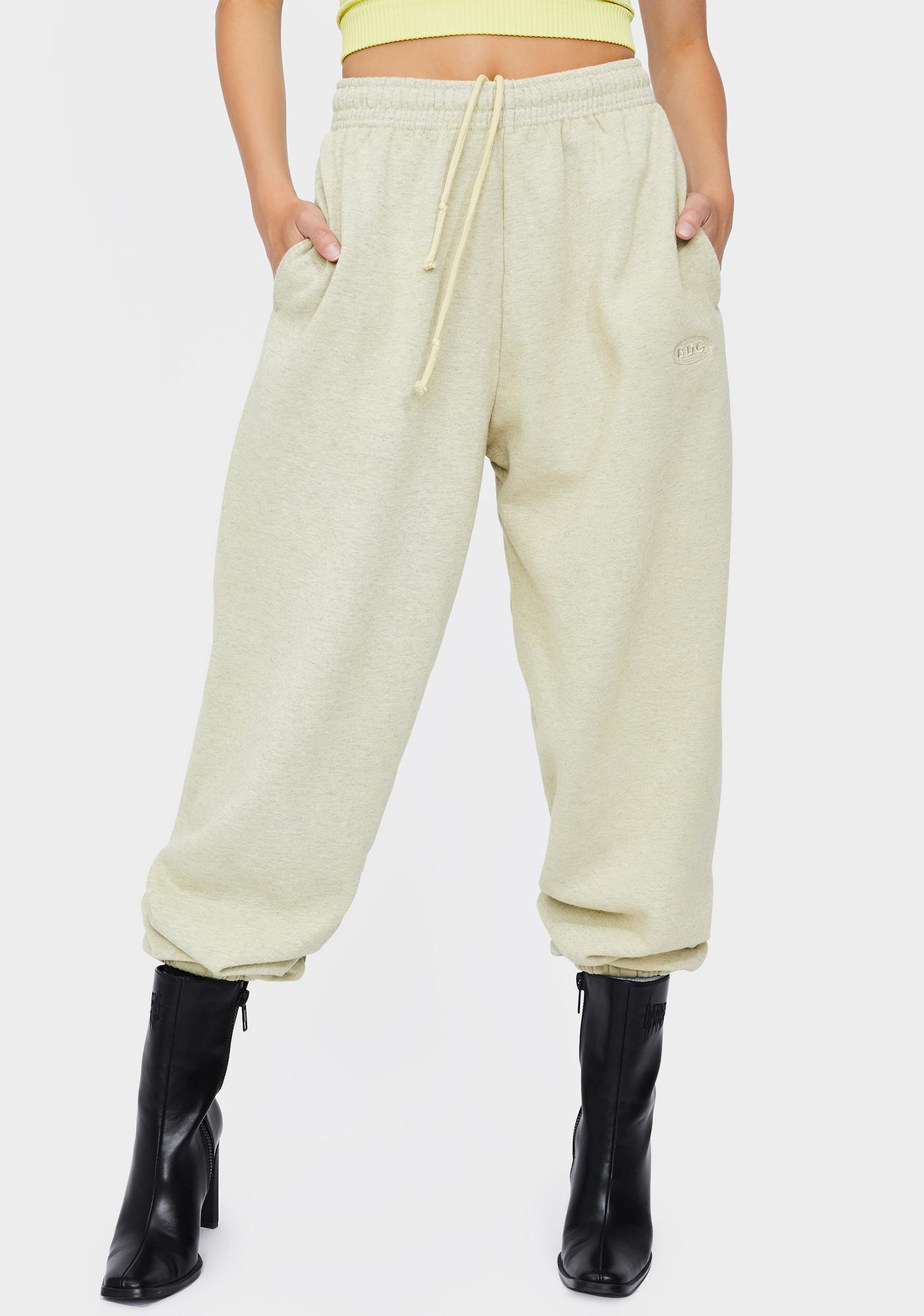 BDG Straw Jogger Sweatpants