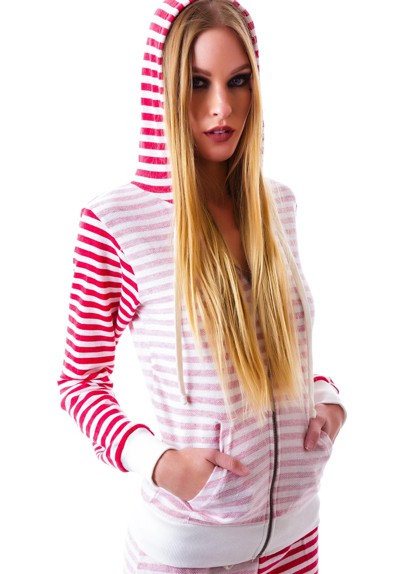 Where's Waldo Zip Up Hoodie