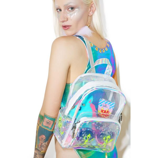 Aliens R Watchin' Backpack