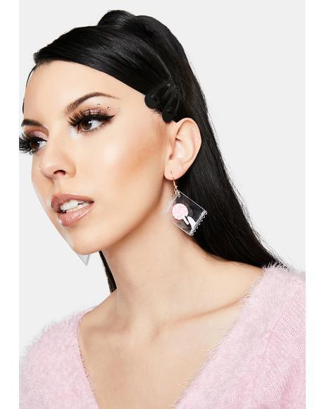 Candy Creation Drop Earrings