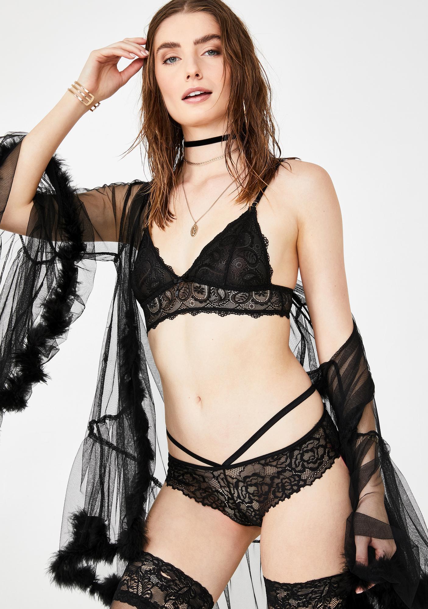 Sophia Lace Bralette