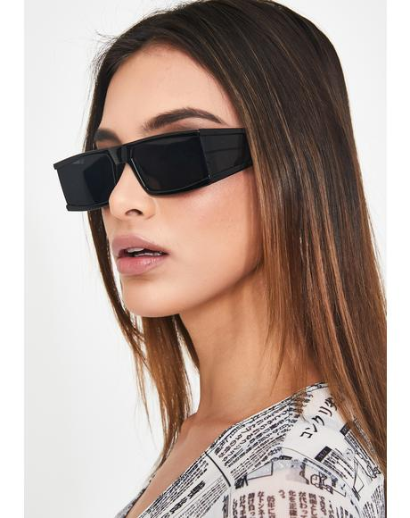 Same Wave Square Sunglasses