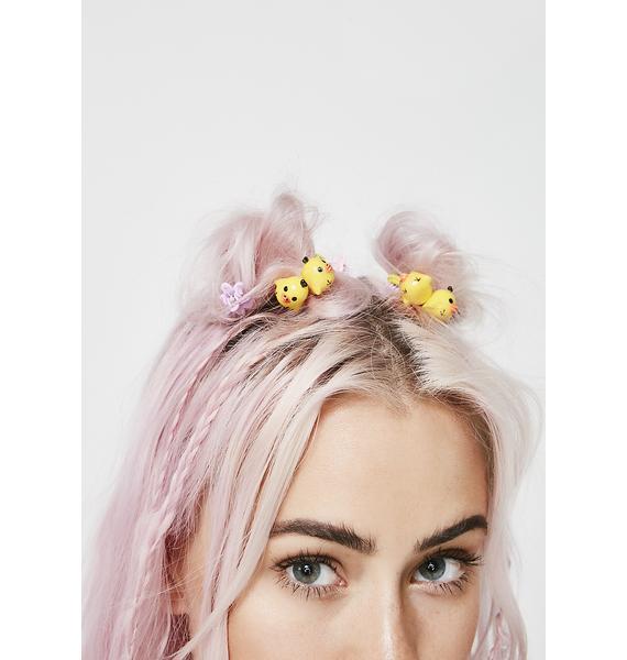 Fly Chicks Hair Ties