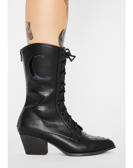 Spirit Boots