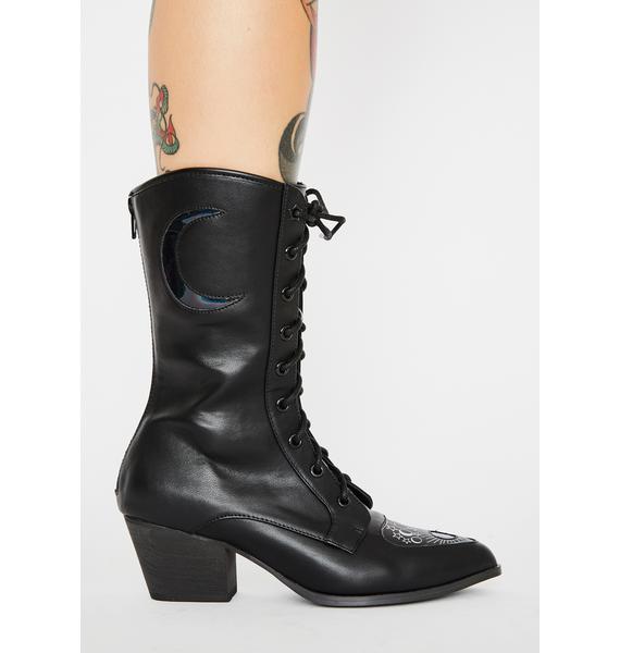 Strange Cvlt Spirit Boots