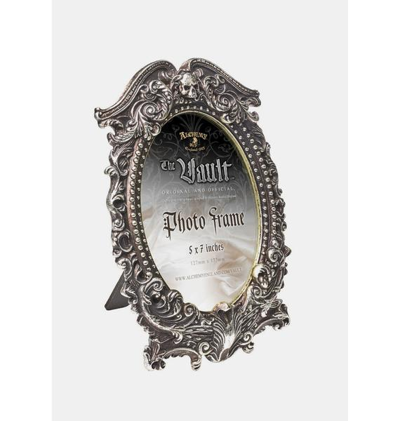 Alchemy England Masque of the Black Rose Picture Frame