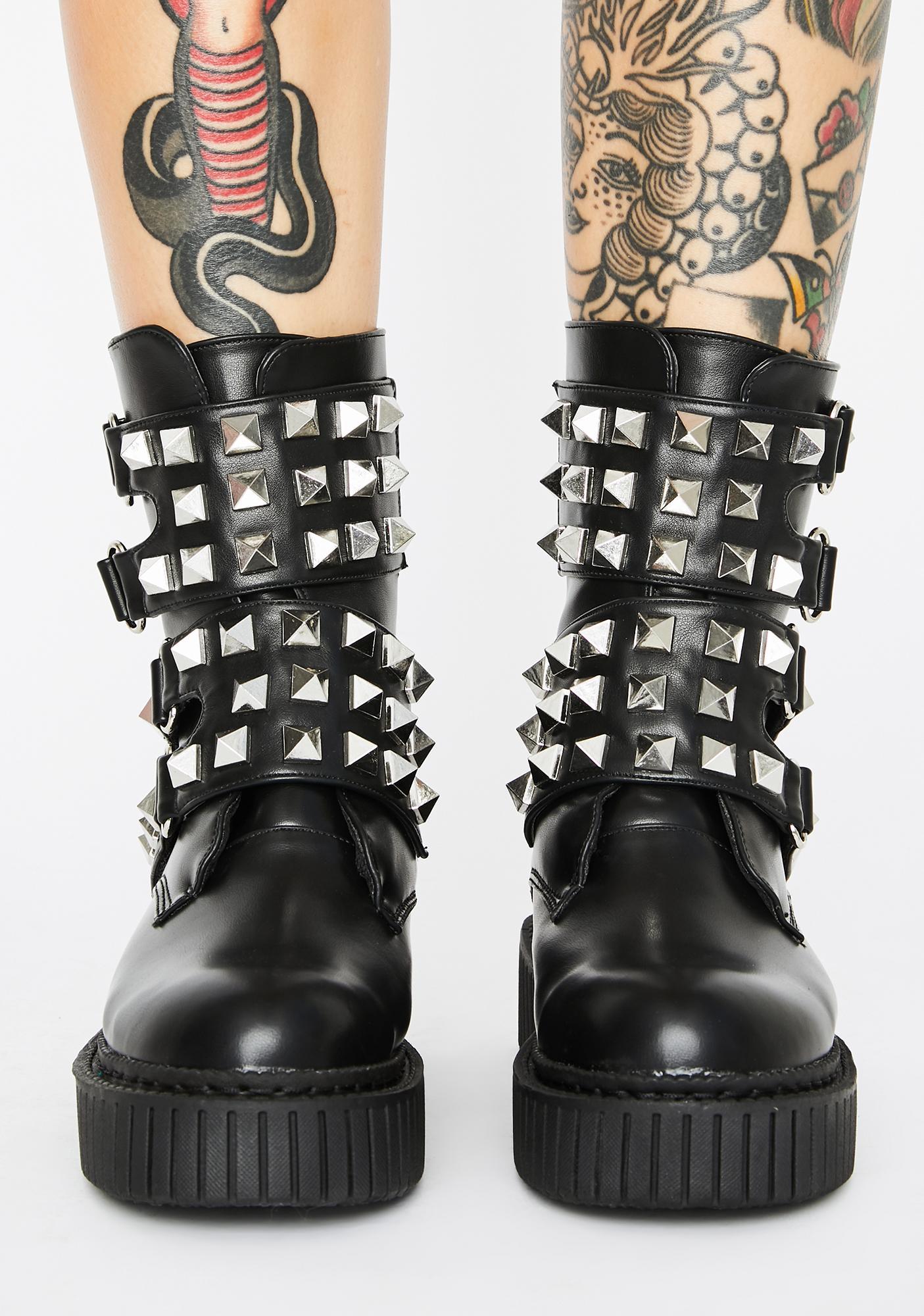 Lamoda Best Life Platform Boots