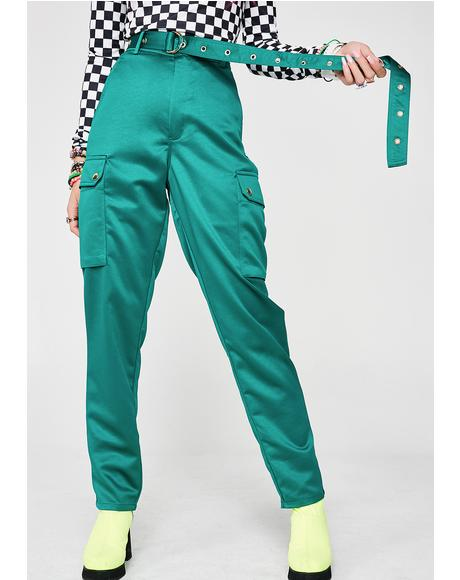 Emerald Slaps On Deck Cargo Pants