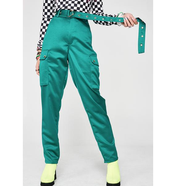 Emerald Slaps On Deck Cargo Pants