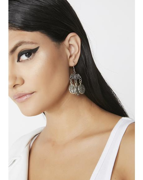 Soulstice Charm Earrings