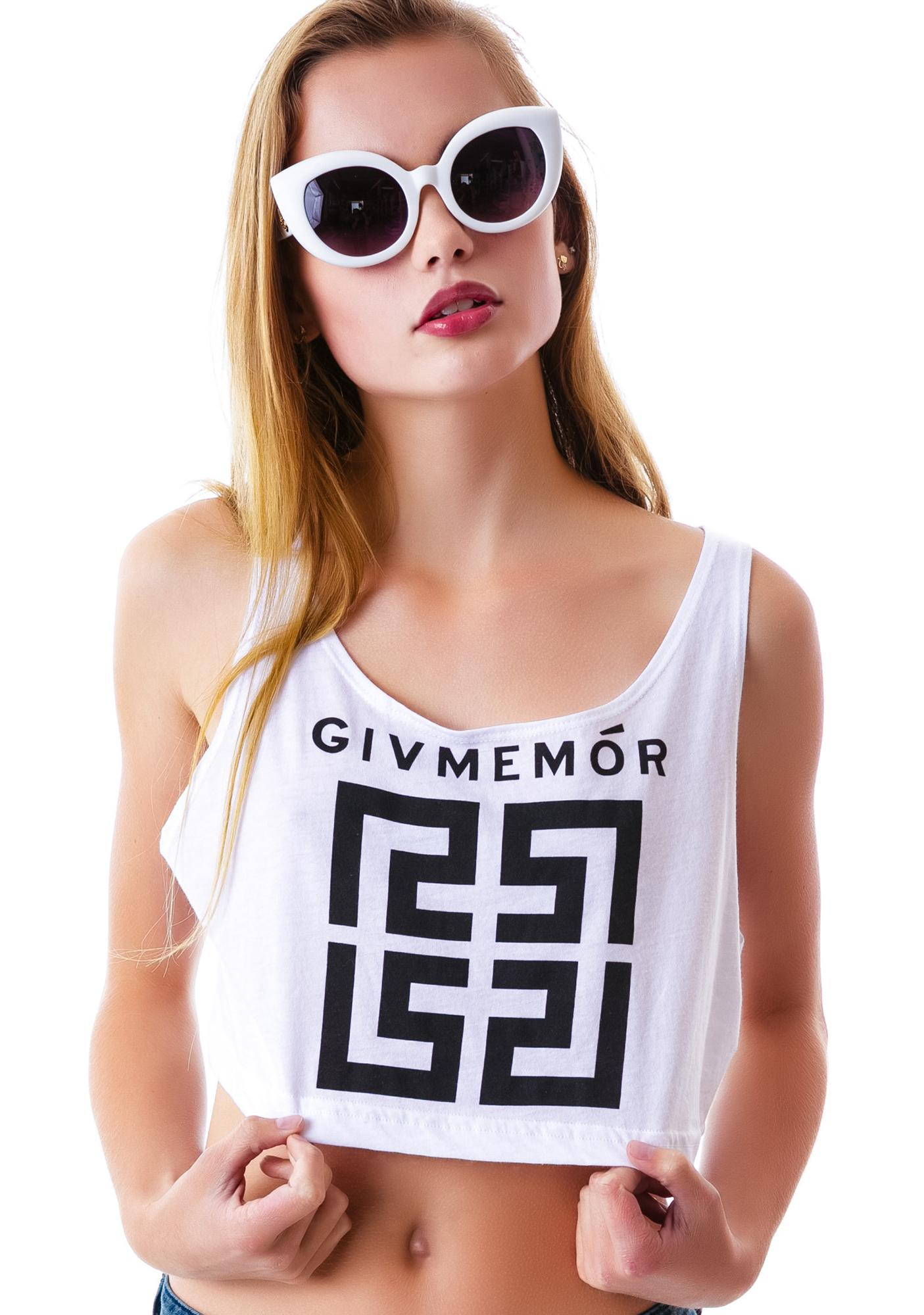 Givememor Crop Tank