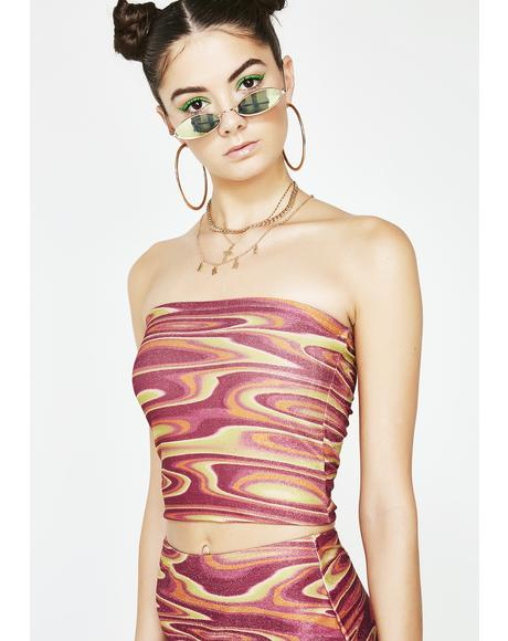 Lucid Dreams Tube Top