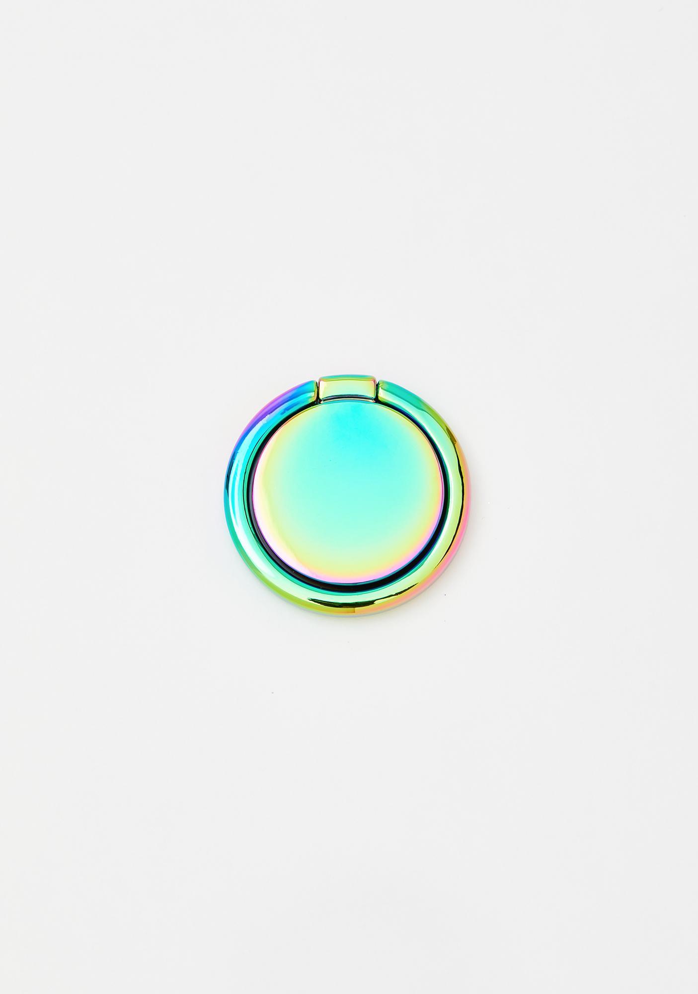 Bliss Magic Iridescent Phone Ring