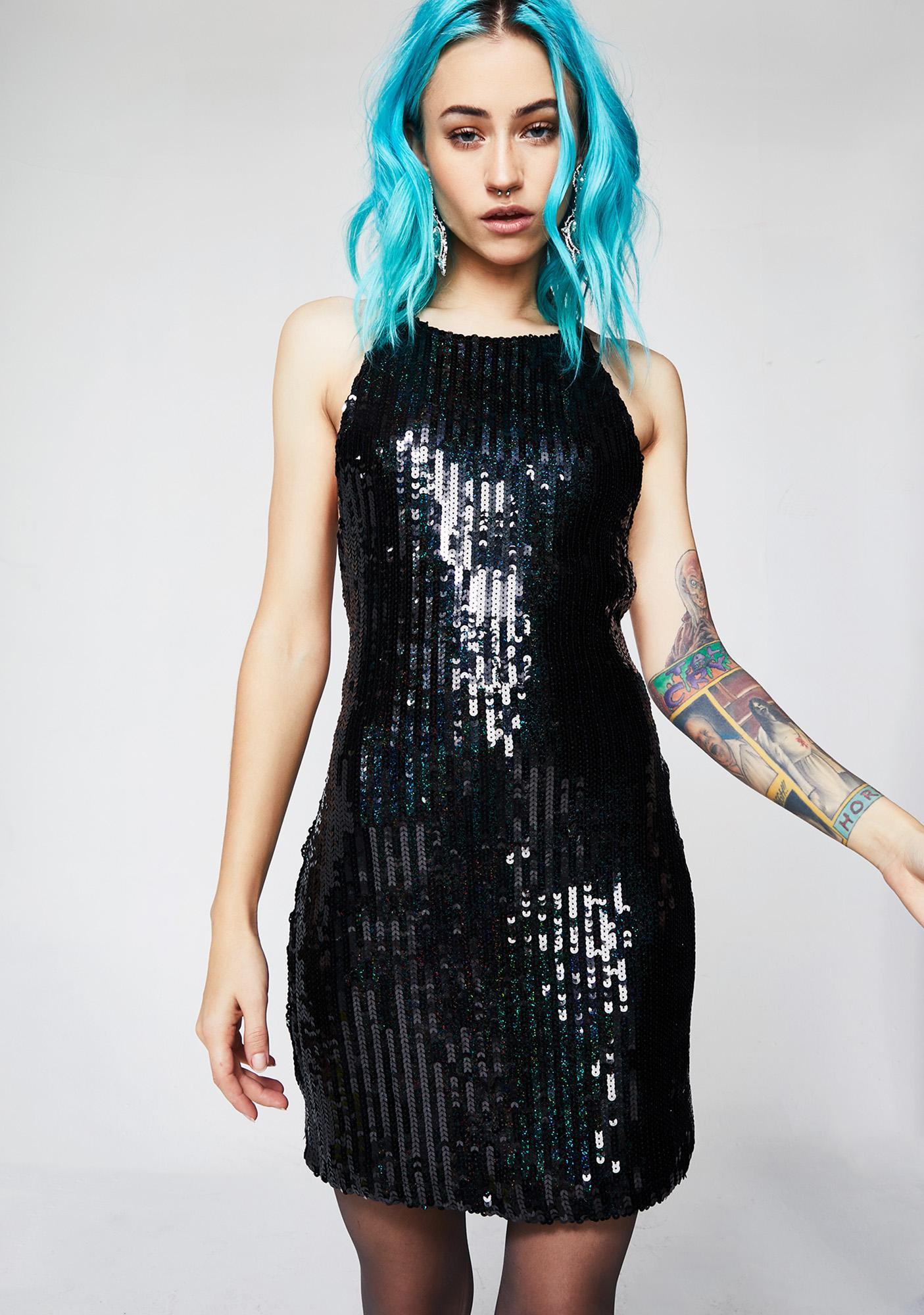Motel Darkness Hedi Dress