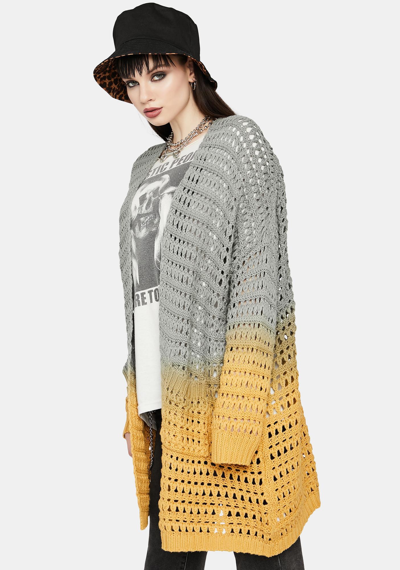Cozy Couture Crochet Cardigan