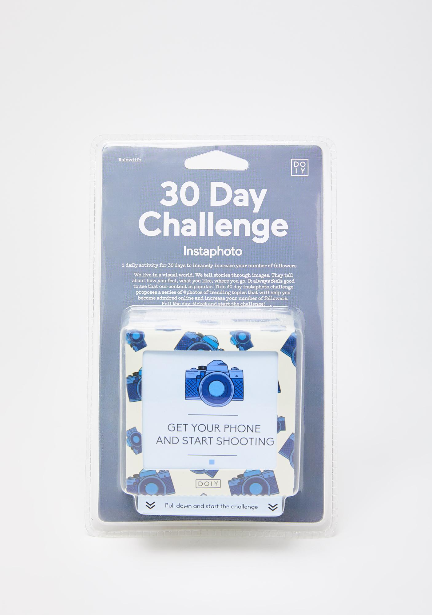 For Tha Gram Challenge Box