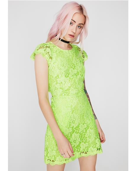 Trust Worthy Lace Dress