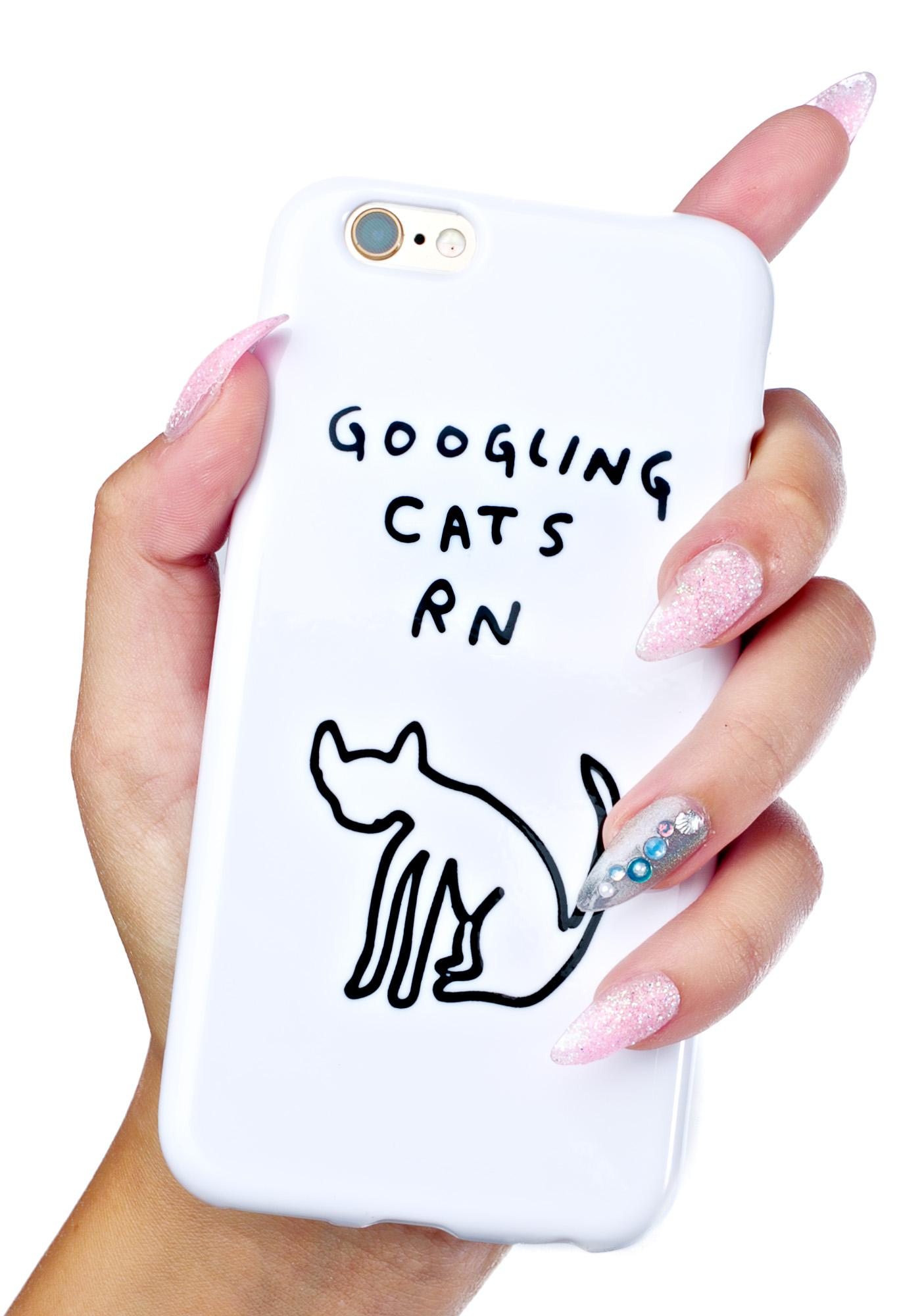 Valley Cruise Press Cat Watch iPhone 6/6S Case