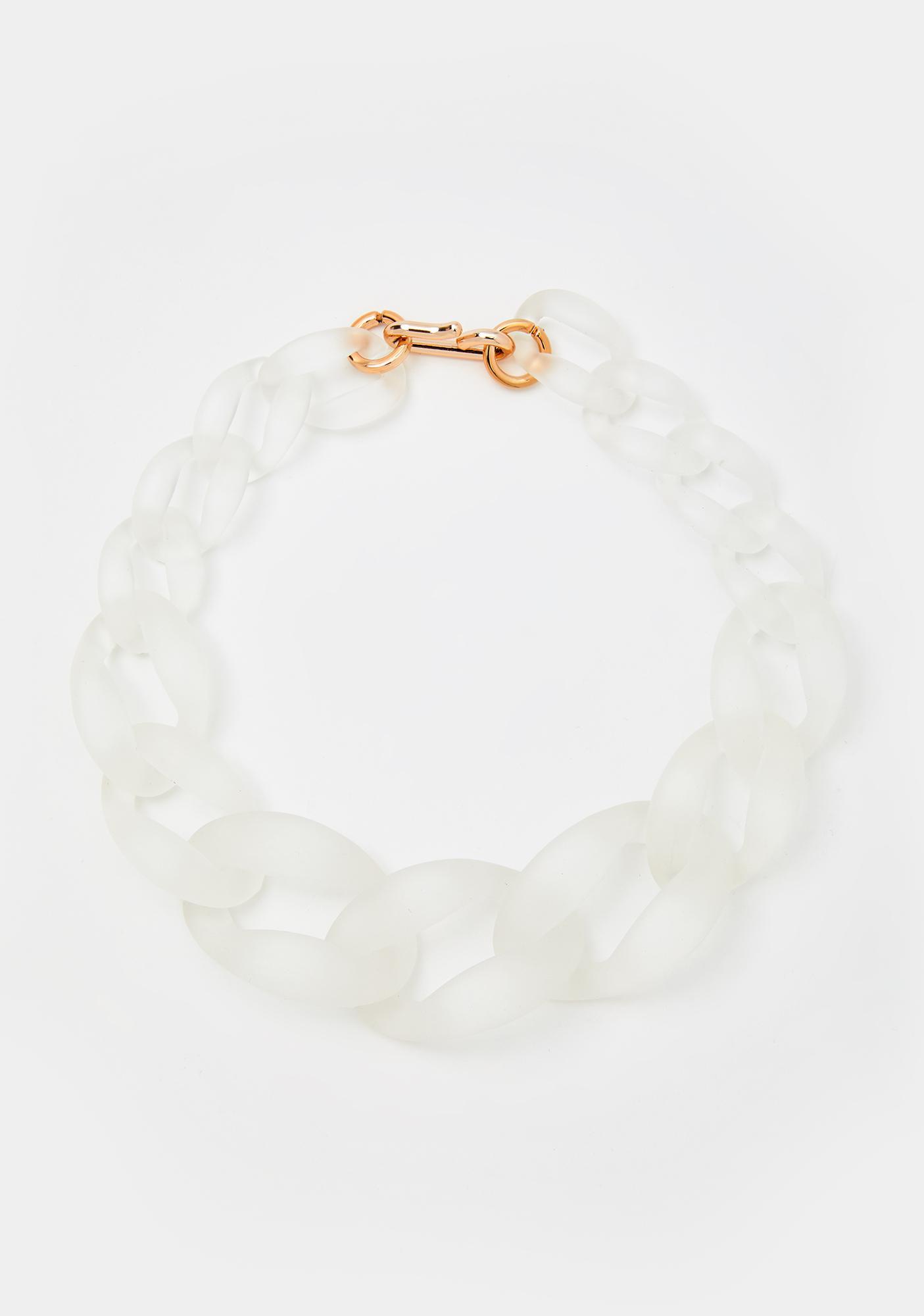 Hustle N' Glow Chain Necklace