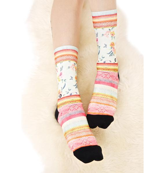 Stance Lima Lights Tomboy Socks