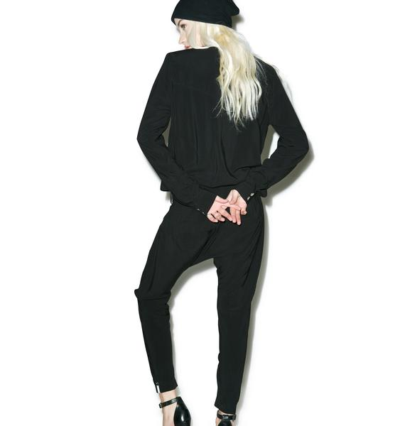 One Teaspoon Le Devine Studded Jumpsuit