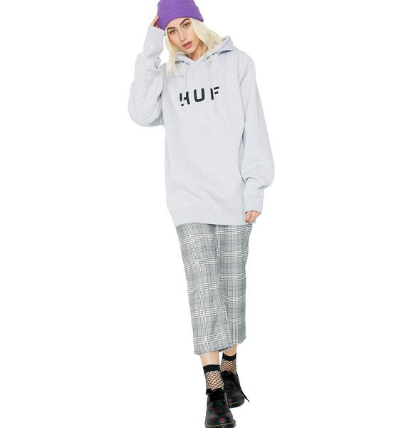 HUF Original Logo Pullover Fleece