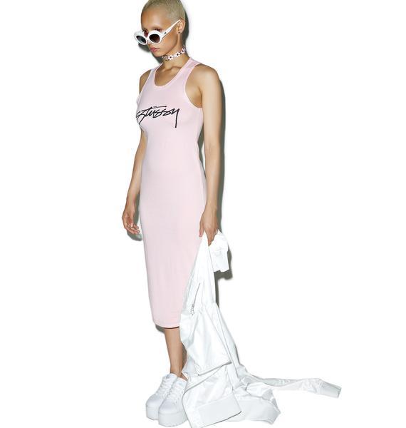 Stussy Smooth Stock Maxi Dress