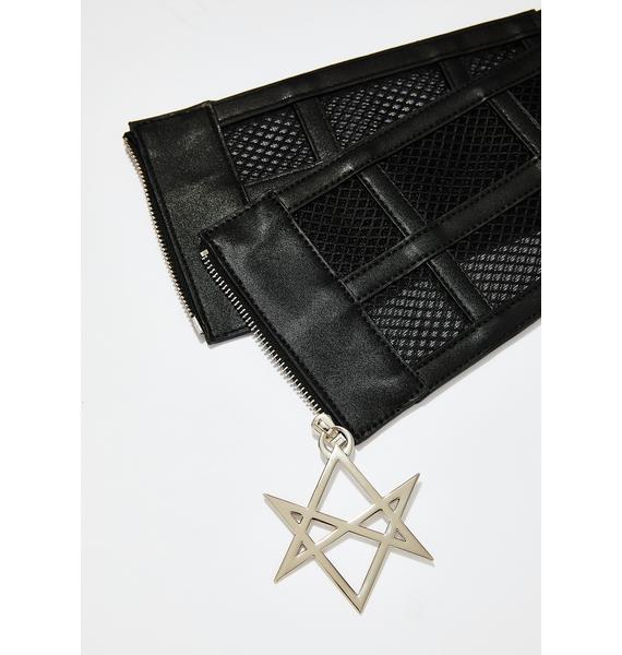 Killstar Vexed Waist Belt