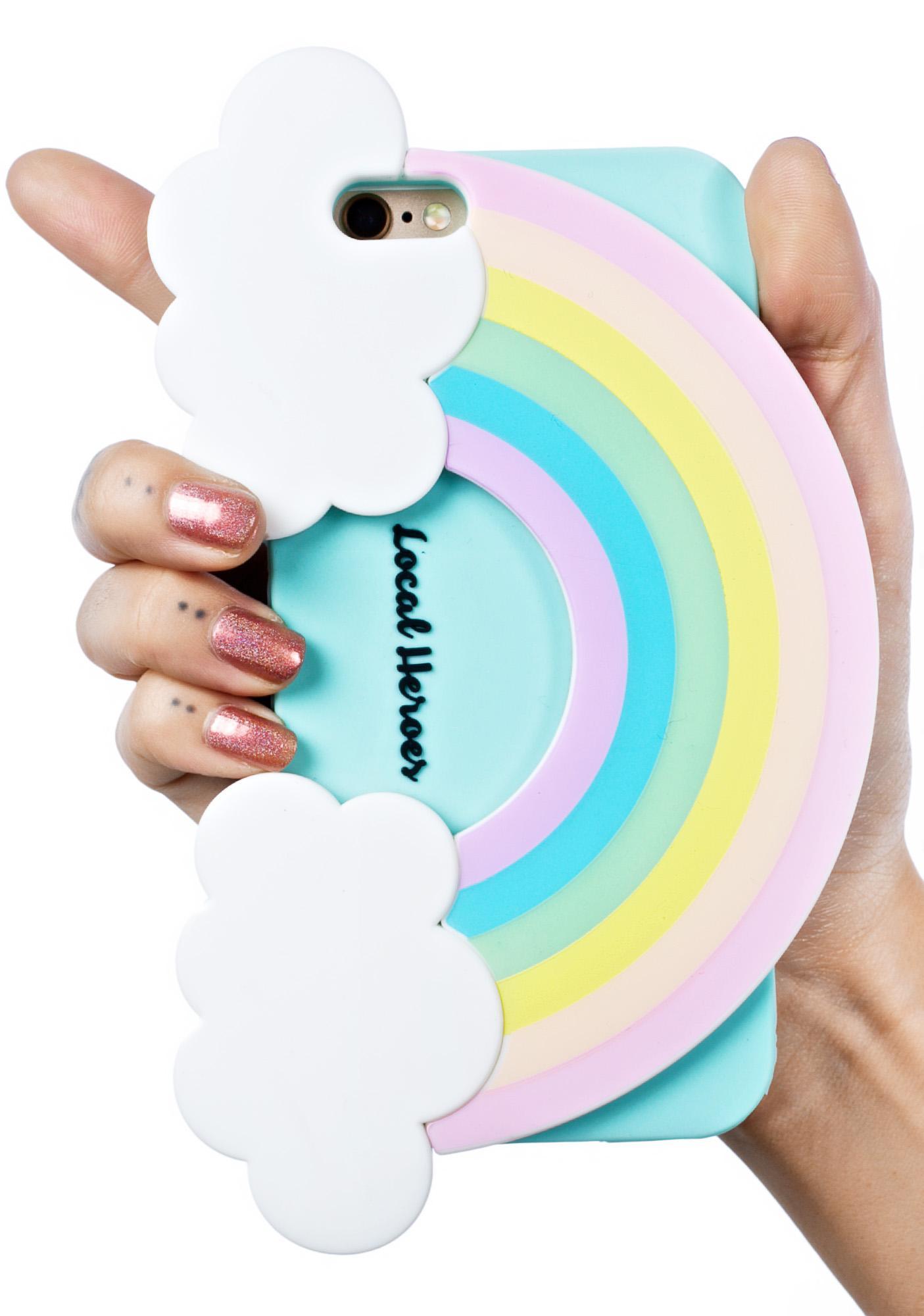 Local Heroes Rainbow iPhone 6/6S Case