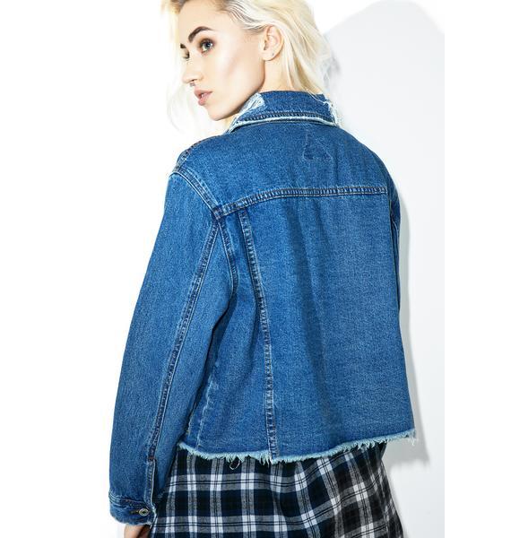 Badlands Denim Jacket