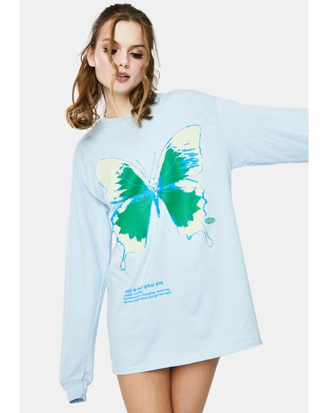 Metamorphosis Long Sleeve Tee