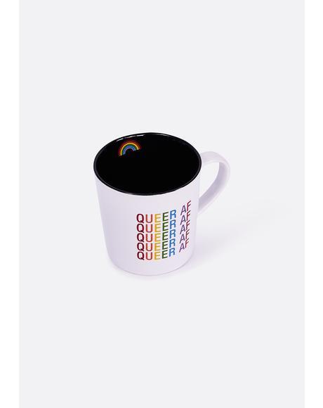 Queer AF Coffee Mug