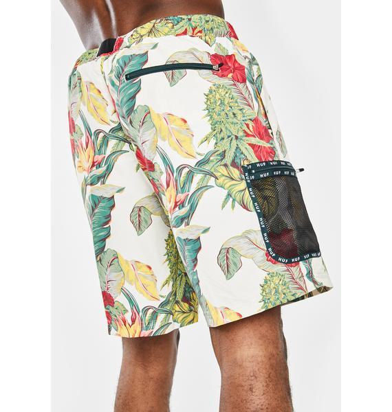 HUF Paraiso Tech Shorts