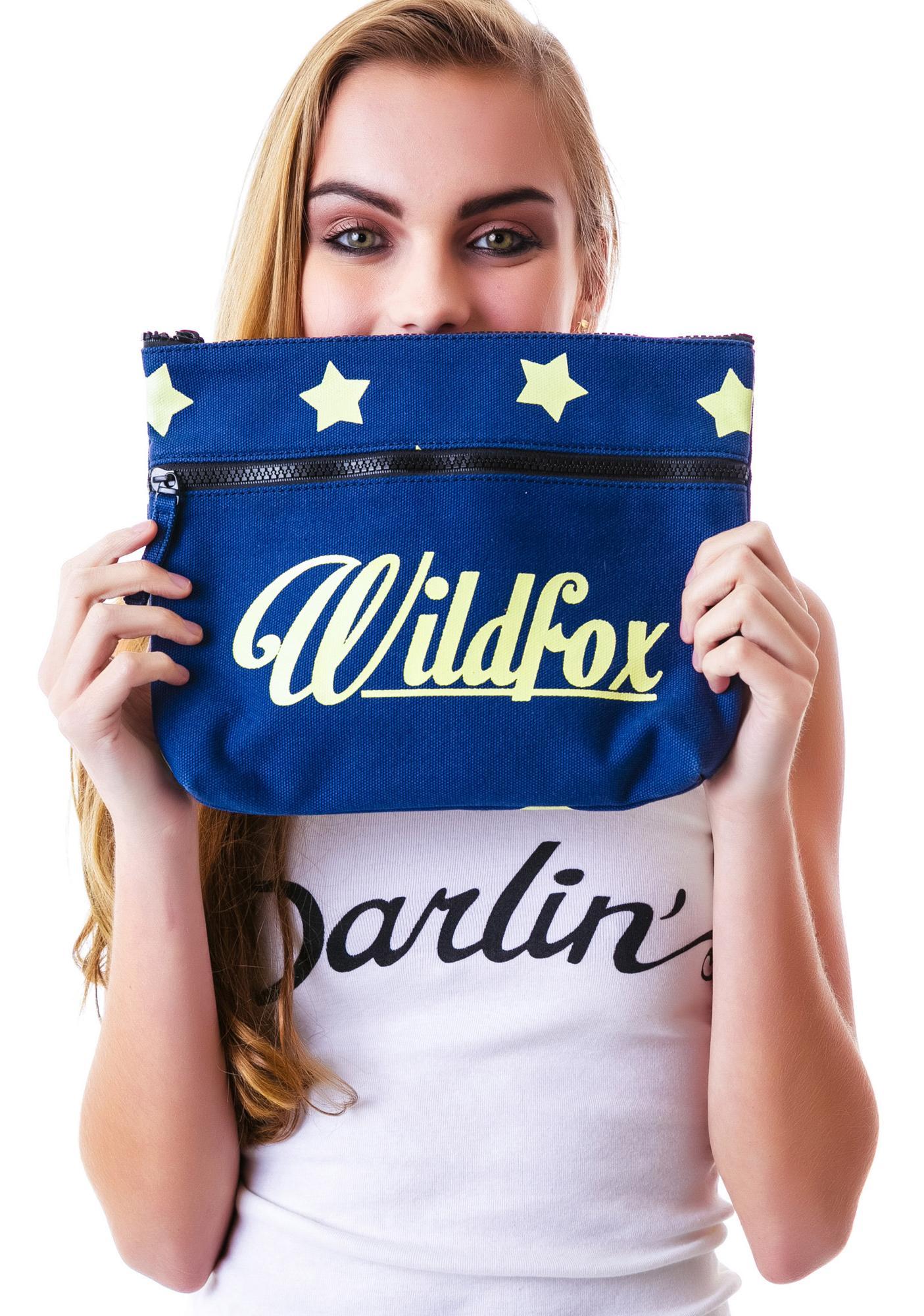Wildfox Couture Night Owl Kitten Clutch
