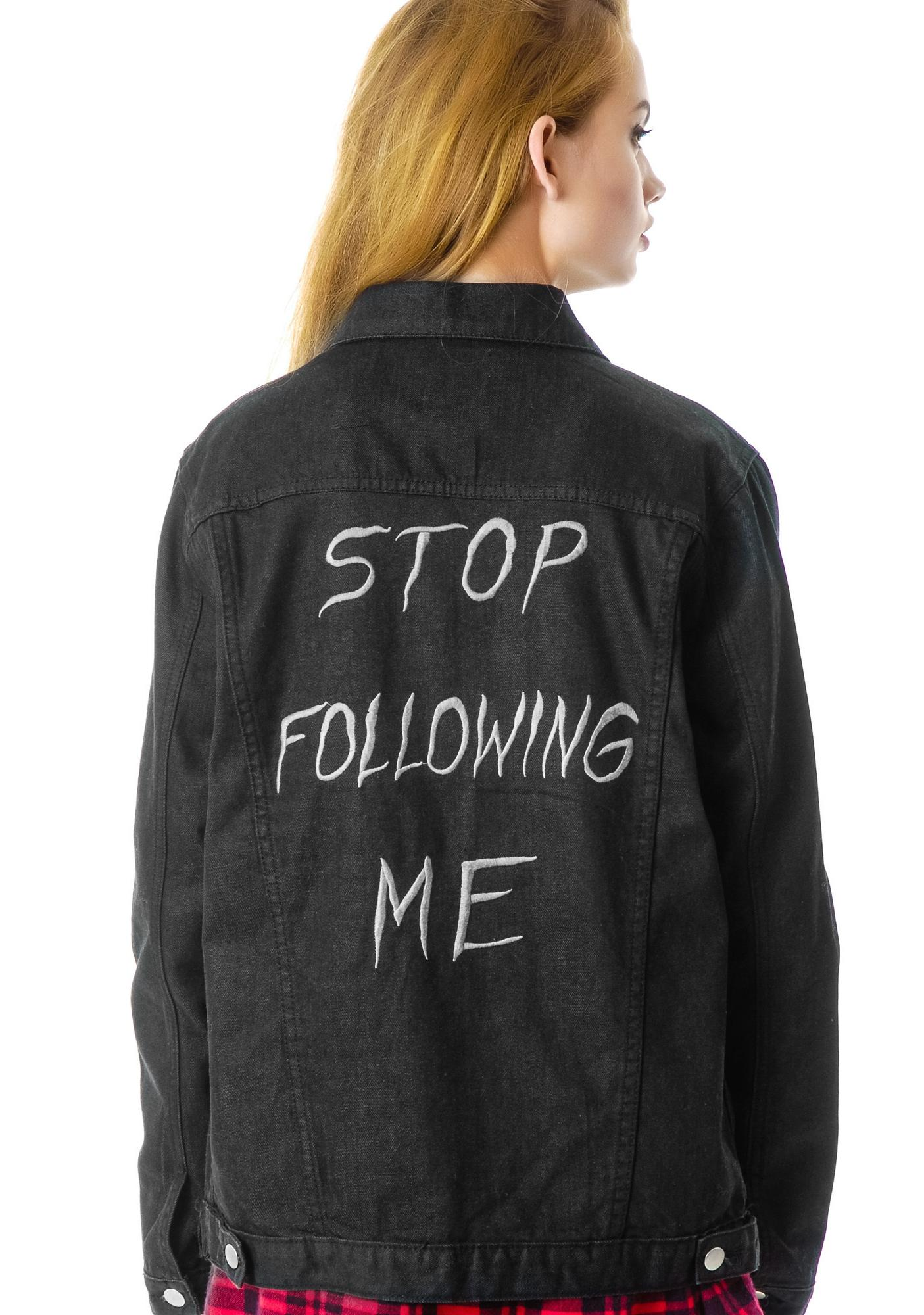 UNIF Following Jacket