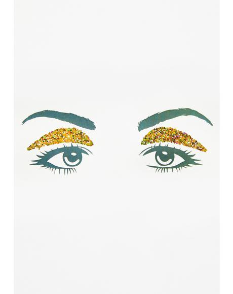 Gold Magic Eyeshadow