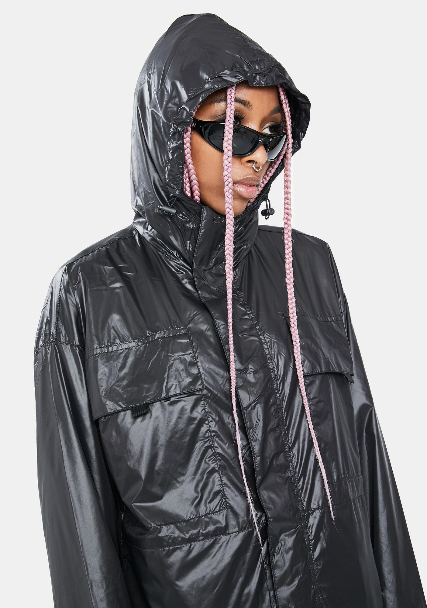 Criminal Damage Dark Utility Windbreaker