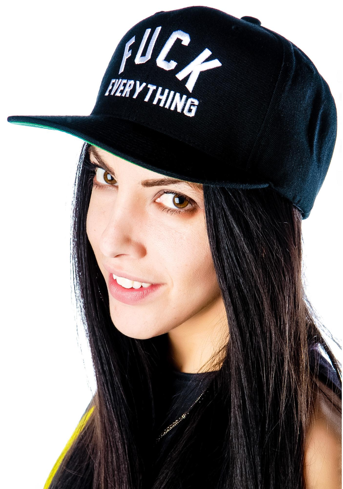 Kill Brand Fuck Everything Snapback
