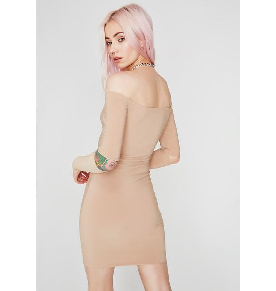 New Start Bodycon Dress