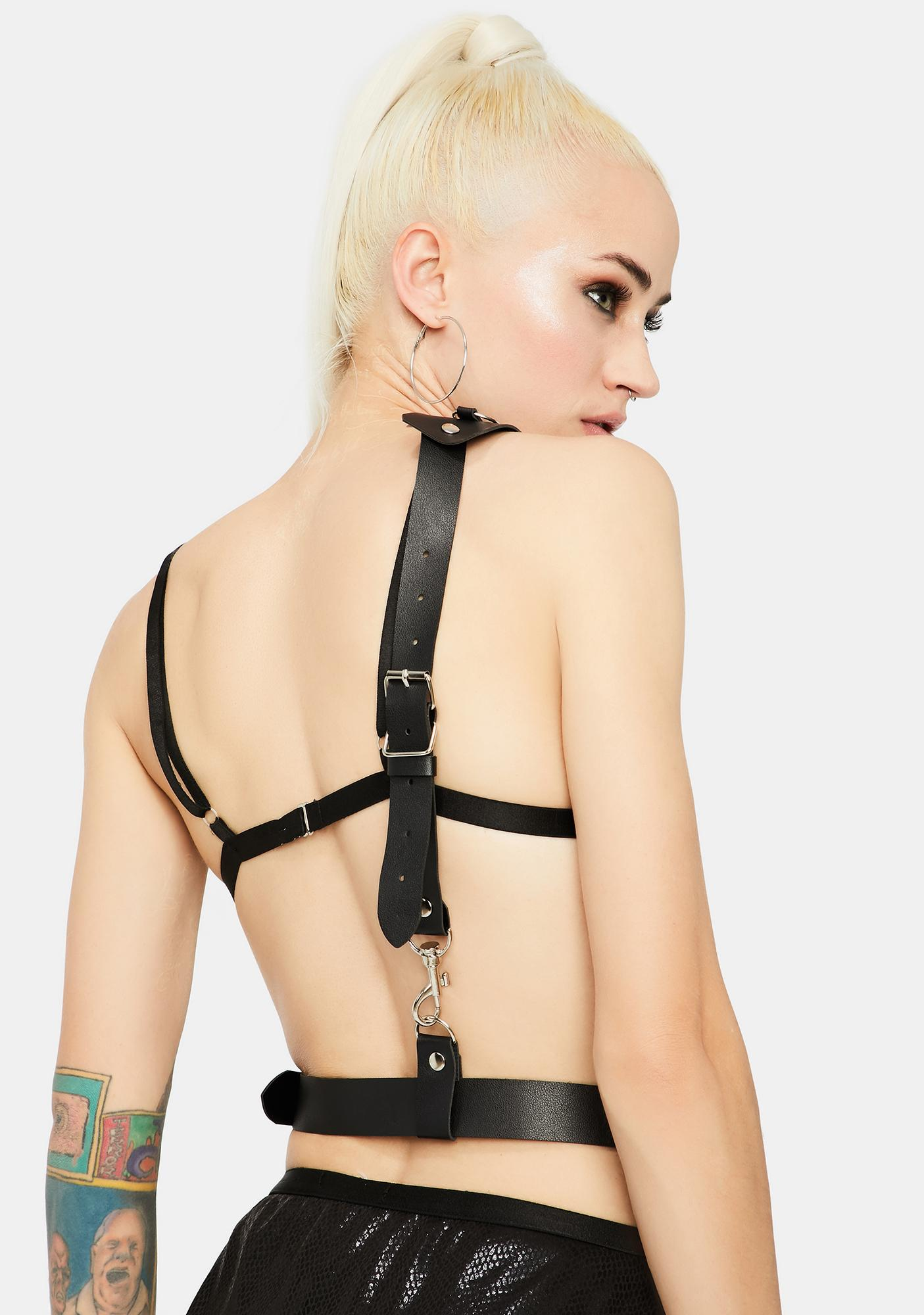 My Control Crossbody Belt Harness