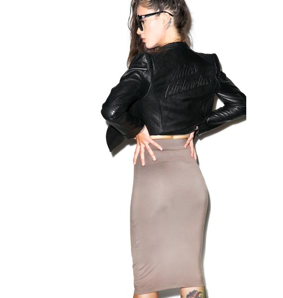 BLQ BASIQ Dat Pencil Skirt