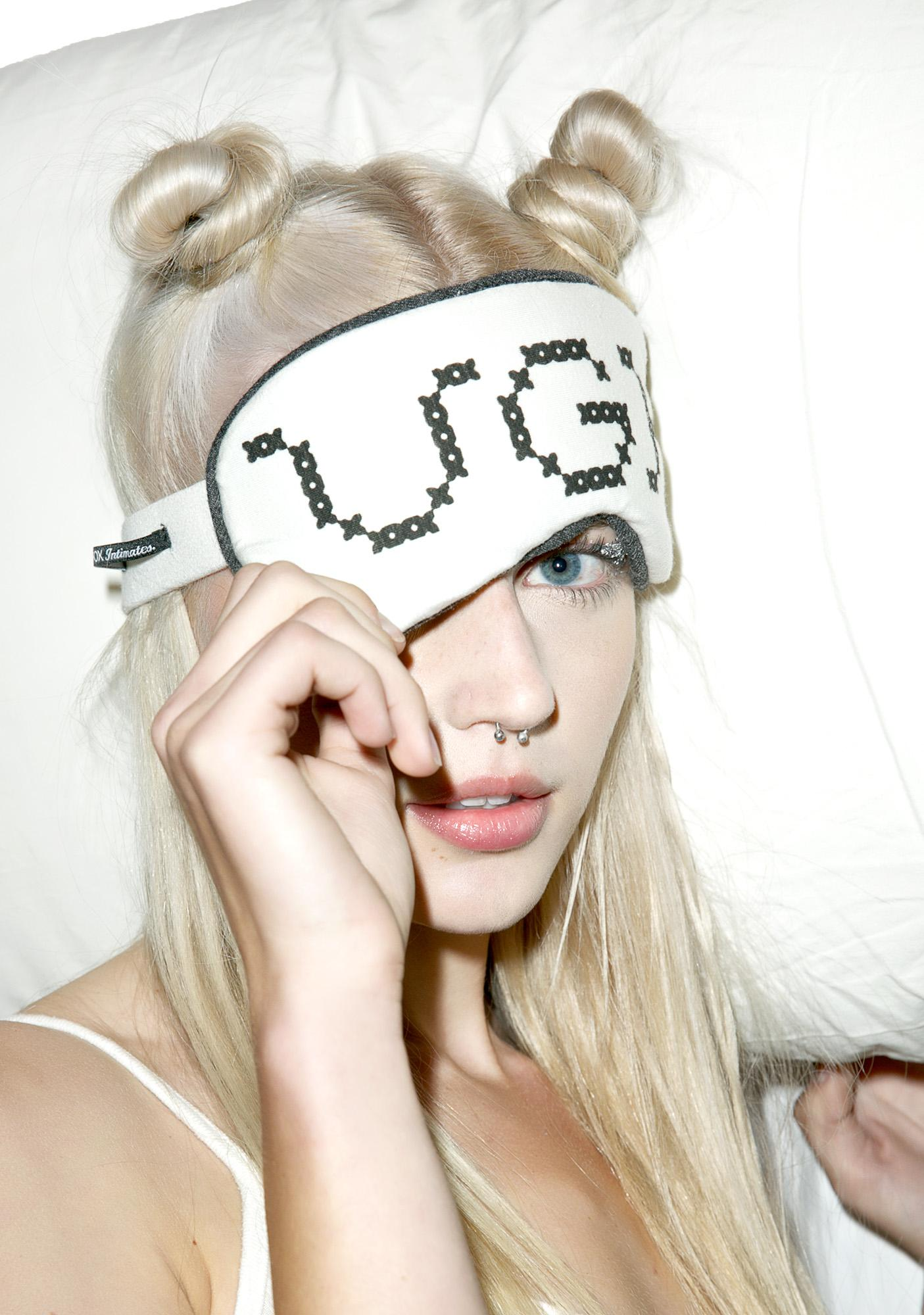 Wildfox Couture UGH Sleep Mask
