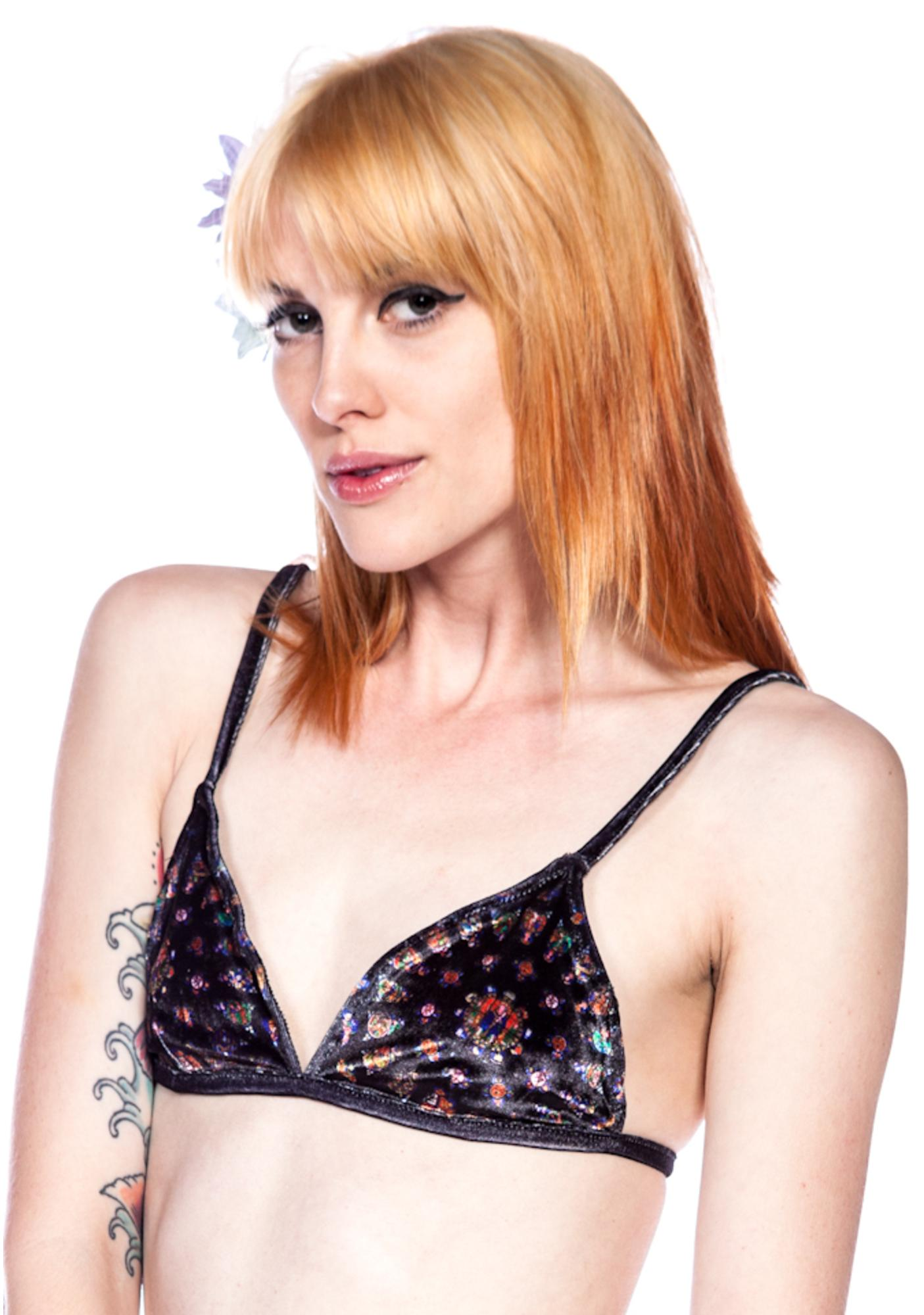 Wildfox Couture Stained Glass Bralette